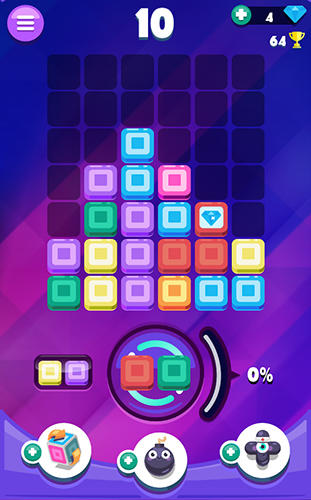 Drop it! Crazy color puzzle screenshot 2