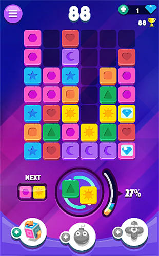 Drop it! Crazy color puzzle screenshot 3