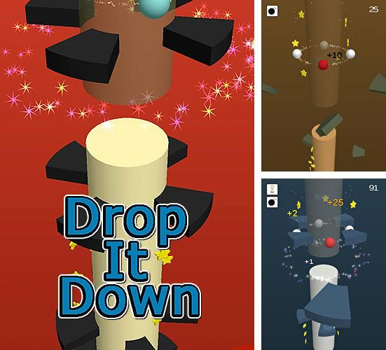 Drop it down: Get to the bottom