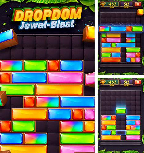 Dropdom: Jewel blast