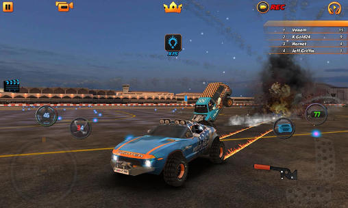 Screenshots von Dubai drift 2 für Android-Tablet, Smartphone.