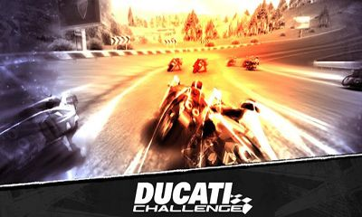 Ducati Challenge poster