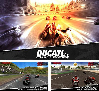 In addition to the game Badayer Racing for Android phones and tablets, you can also download Ducati Challenge for free.
