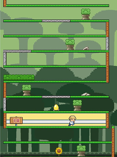 Screenshots von Duck don't run! für Android-Tablet, Smartphone.