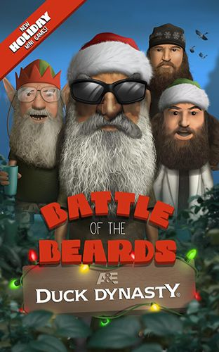 Duck dynasty: Battle of the beards poster