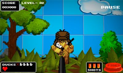 Screenshots von Duck Retro Hunt PRO für Android-Tablet, Smartphone.