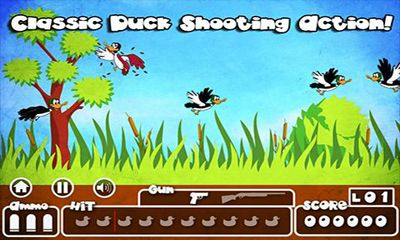 Duck Shooter скриншот 2