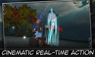 Dueling Blades screenshot 1