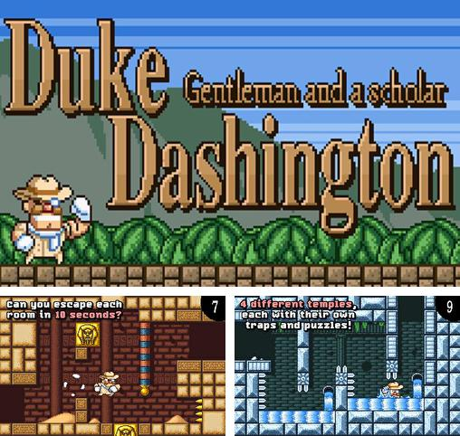 En plus du jeu Chute dans la blancheur pour téléphones et tablettes Android, vous pouvez aussi télécharger gratuitement Duke Dashngton: Gentleman et savant, Duke Dashington: Gentleman and scholar.