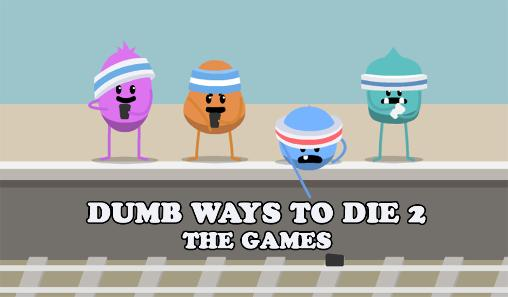 Dumb ways to die 2: The Games poster
