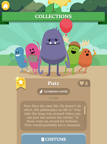 Dumb ways to die 3: World tour for Android