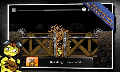 Screenshots of the Dummy Defense for Android tablet, phone.