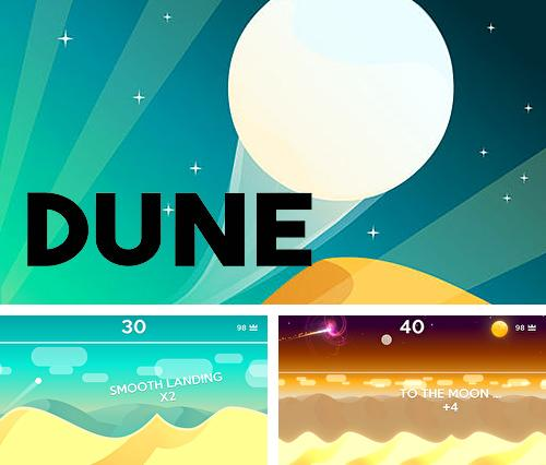In addition to the game Wacky Cows for Android phones and tablets, you can also download Dune! for free.