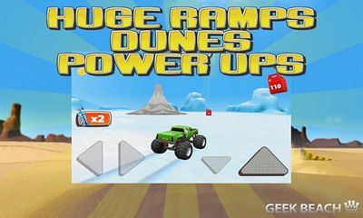 Dune Rider screenshot 1