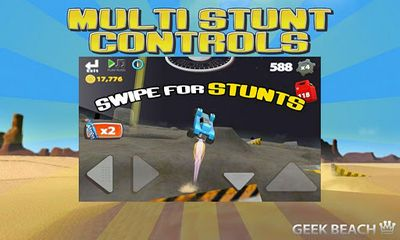 Dune Rider screenshot 2