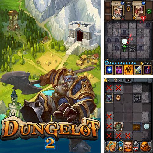 In addition to the game Amazon Hidden Expedition for Android phones and tablets, you can also download Dungelot 2 for free.
