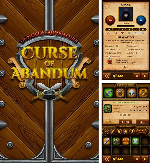 Dungeon adventure: Curse of Abandum