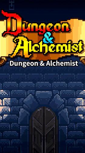 Dungeon & Alchemisthack version