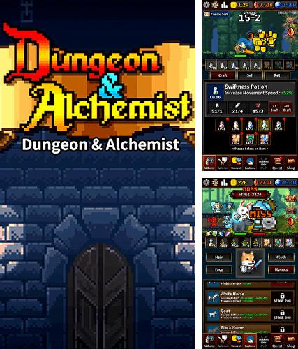 Dungeon and alchemist