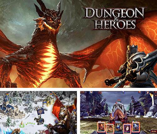 Dungeon and heroes