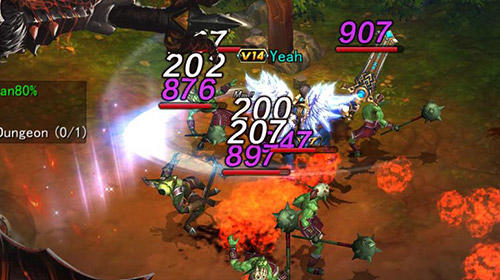 Get full version of Android apk app Dungeon blade for tablet and phone.