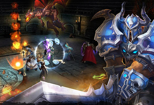 Jogue Dungeon champions para Android. Jogo Dungeon champions para download gratuito.