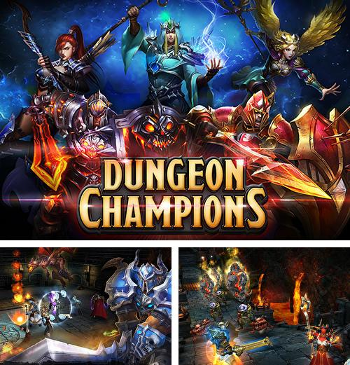 In addition to the game Emperor of chaos 3D for Android phones and tablets, you can also download Dungeon champions for free.