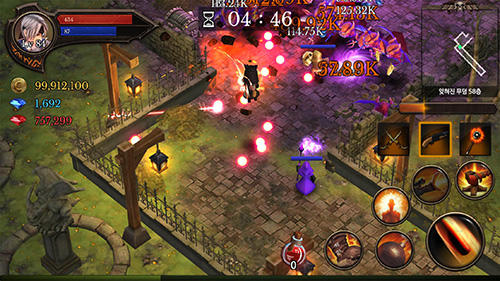 Jogue Dungeon chronicle para Android. Jogo Dungeon chronicle para download gratuito.