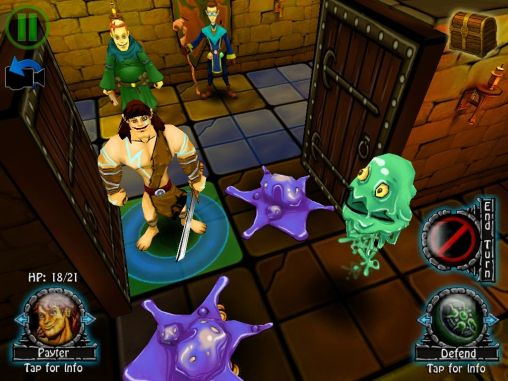 Dungeon crawlers screenshot 1