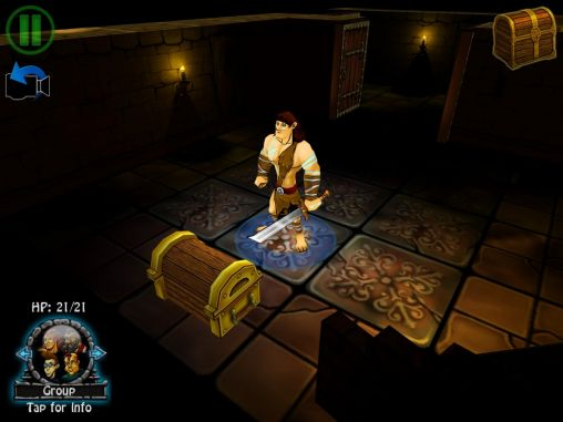 Dungeon crawlers screenshot 2