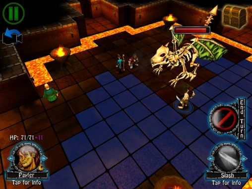Dungeon crawlers screenshot 3