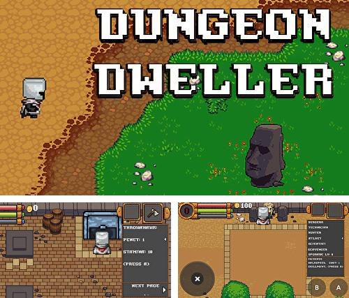 Dungeon dweller: Arena!