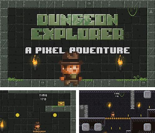 Dungeon explorer: Pixel RPG