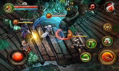 Download Dungeon Hunter 2 Android free game.