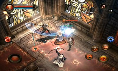 Jogue Dungeon Hunter 2 para Android. Jogo Dungeon Hunter 2 para download gratuito.