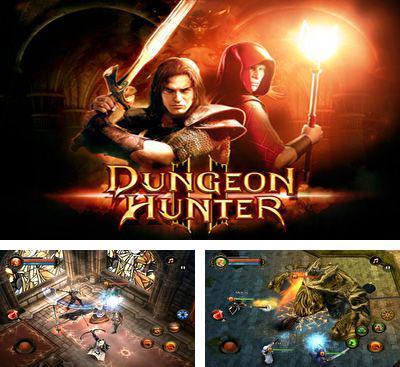 In addition to the game Dungeon Hunter 2 for Android, you can download other free Android games for GOCLEVER Orion 70.