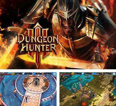In addition to the game Hero of sparta for Android phones and tablets, you can also download Dungeon Hunter 3 for free.