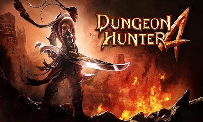 Dungeon Hunter 4 обложка