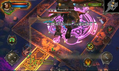 Dungeon Hunter 4 screenshot 7