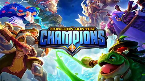 Dungeon hunter champions обложка