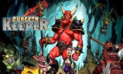 Dungeon keeper обложка