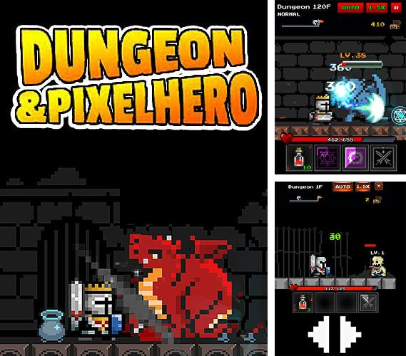 Dungeon n pixel hero: Retro RPG