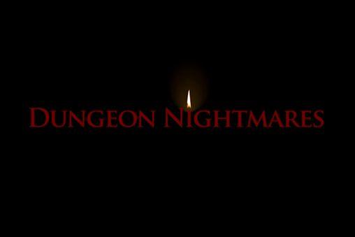 Dungeon nightmares poster
