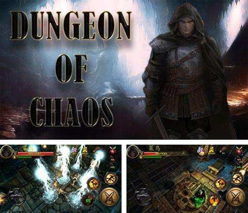 In addition to the game Deadly Dungeon for Android phones and tablets, you can also download Dungeon of chaos for free.