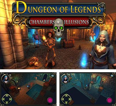 In addition to the game Deadly Dungeon for Android phones and tablets, you can also download Dungeon of Legends for free.