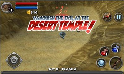Dungeon Quest screenshot 3