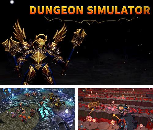 Dungeon simulator: Strategy RPG