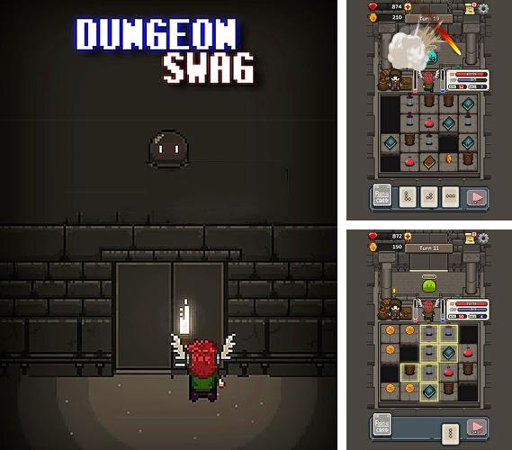 Dungeon swag: Slime!