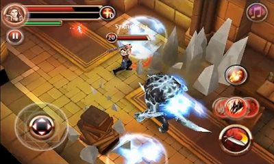 dungeon hunter 1 apk mali