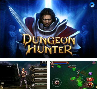 In addition to the game Hero of sparta for Android phones and tablets, you can also download Dungeon Hunter for free.